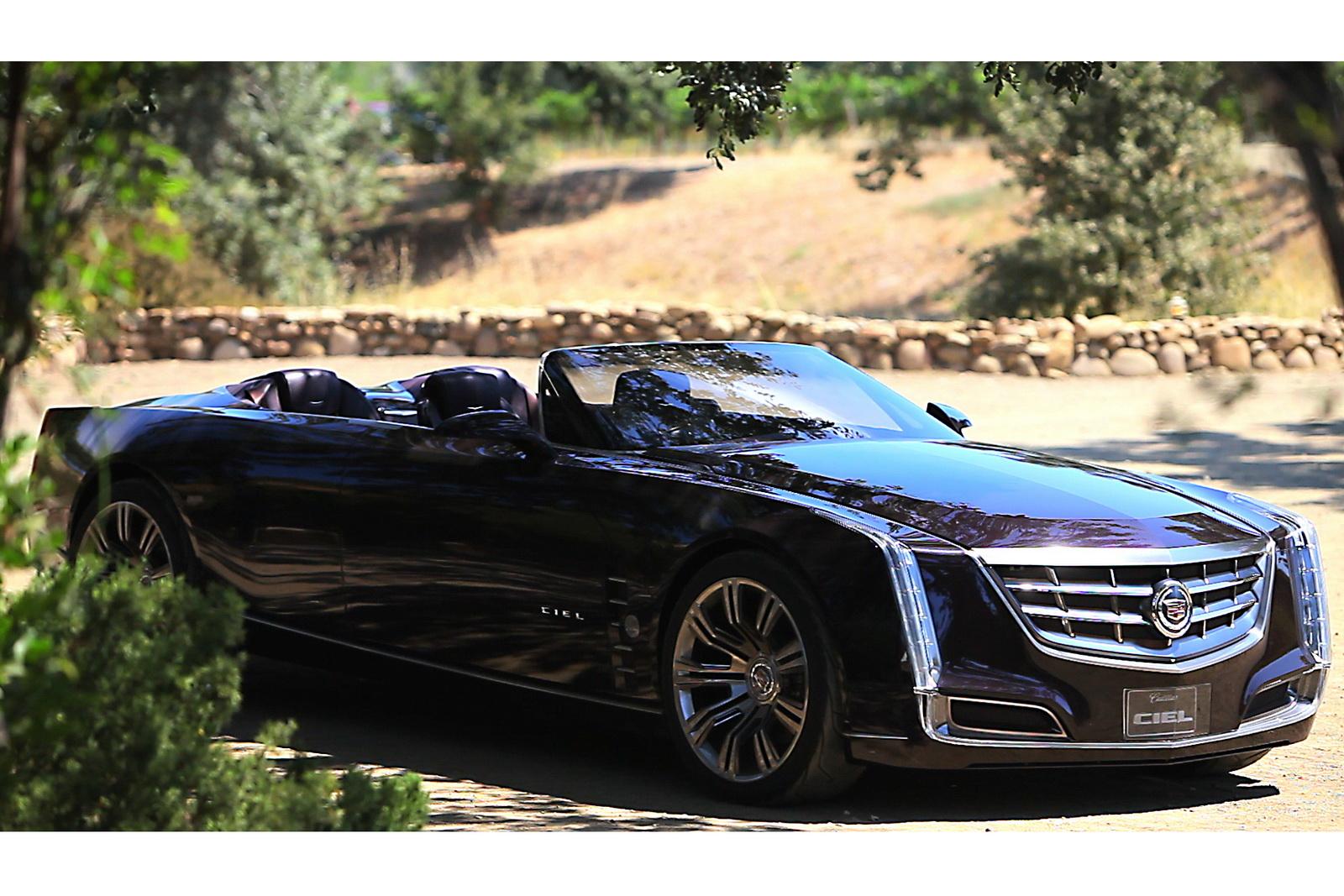 2011 cadillac ciel 4 door convertible concept auto car best car news and reviews