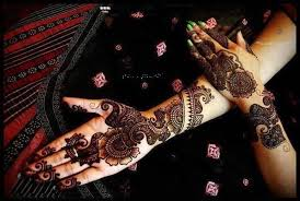 Top Lovely Floral Mehndi Designs