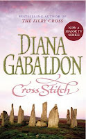 Book cover of Cross Stitch (Book One Outlander series) by Diana Gabaldon
