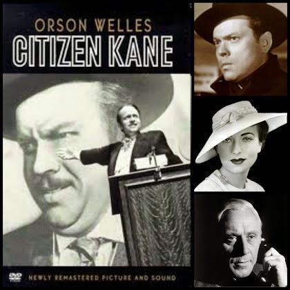 Cidadão Kane - (1941)