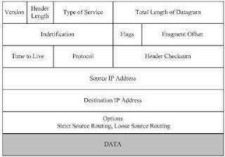 Format Datagram IP