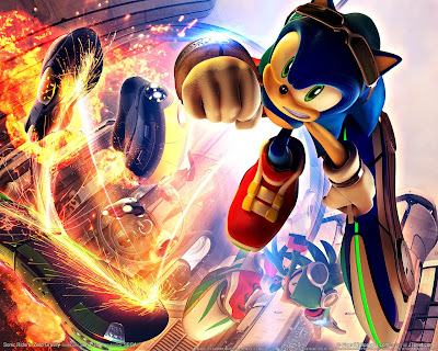 Sonic Mavi Gökyüzü Oyunu