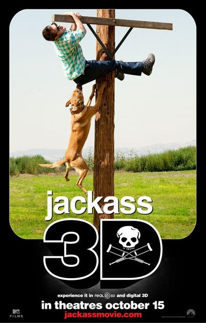 Jackass 3 Ahmak Trke Dublaj izle