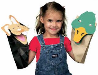 Paper Bag Craft Ideas for Kids