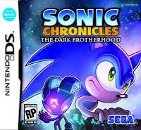 Sonic Chronicles: The Dark Brotherhood – NDS