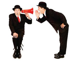 Suara Sebagai Kunci Sukses Saat Presentasi