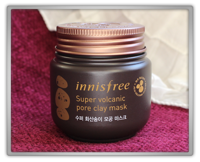 Jolse Innisfree SUPER Volcanic Pore Clay Mask Haul Review beauty blogger korean eco skincare pack