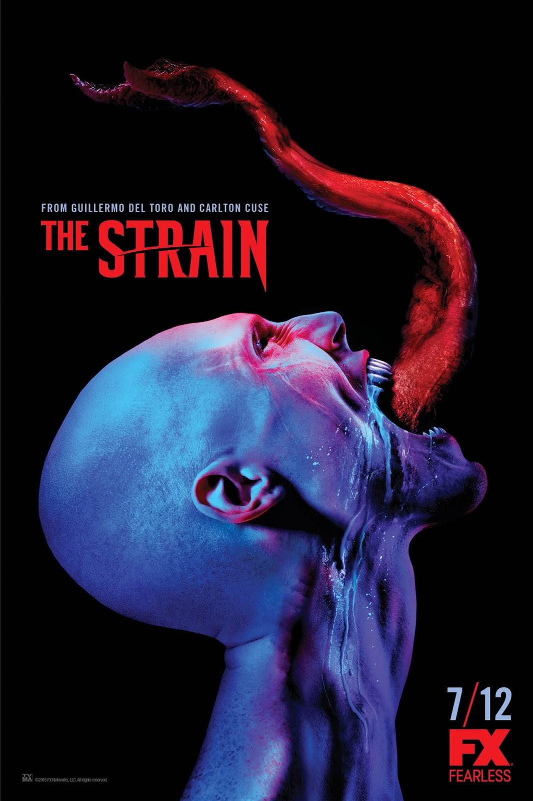 The Strain TV Series (2014)