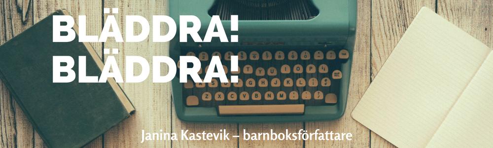 Janina Kastevik - författare