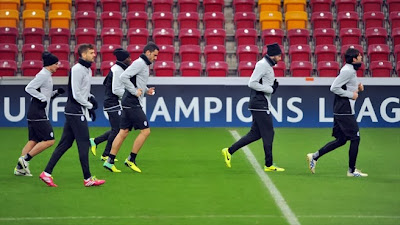 Juventus: Buffon, Chiellini, Pogba ve Vidal..