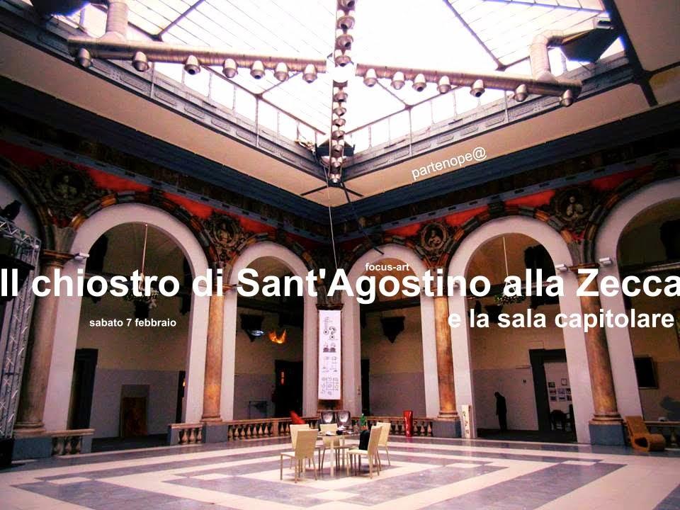 Chiostro S.Agostino alla Zecca