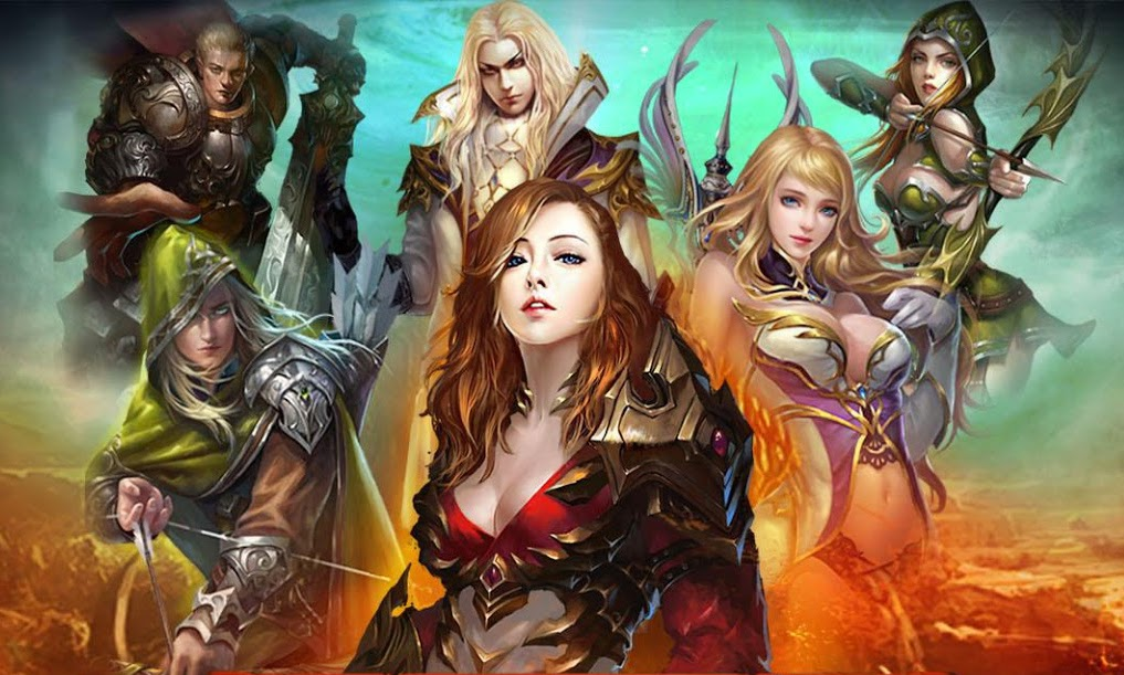 Game of Heroes Gameplay Android