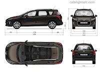 Peugeot 308 SW 2012