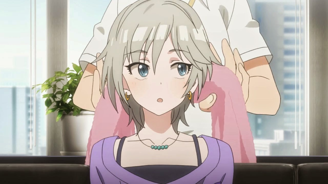 "Anastasia ""Anya"" The iDOLM@STER Cinderella Girls images"