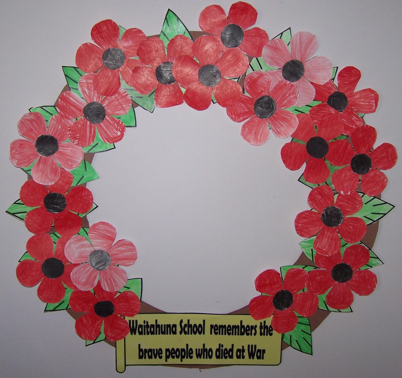 Anzac Day Wreath | Search Results | Calendar 2015