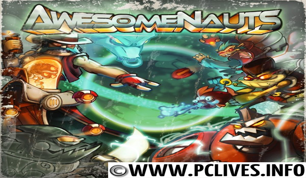 download full and free pc game Awesomenauts 2012