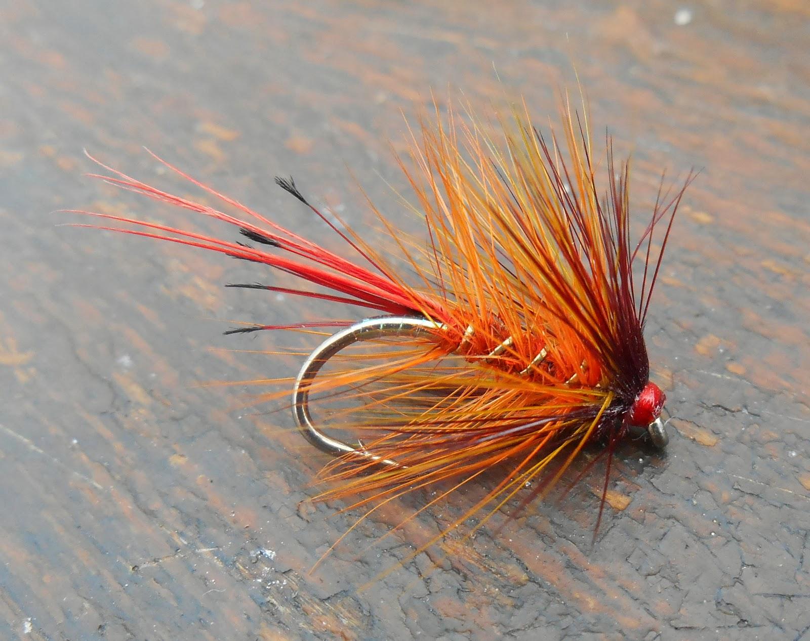 Foyle trout salmon flies irish lough flies for Salon fly