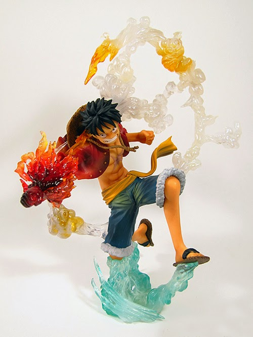 Jual Action Figure Figuarts Zero Monkey D Luffy Battle Version