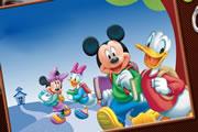 Disney Miki Fare Oyunu