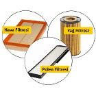Yağ filtresi ve hava filtresinin görevleri