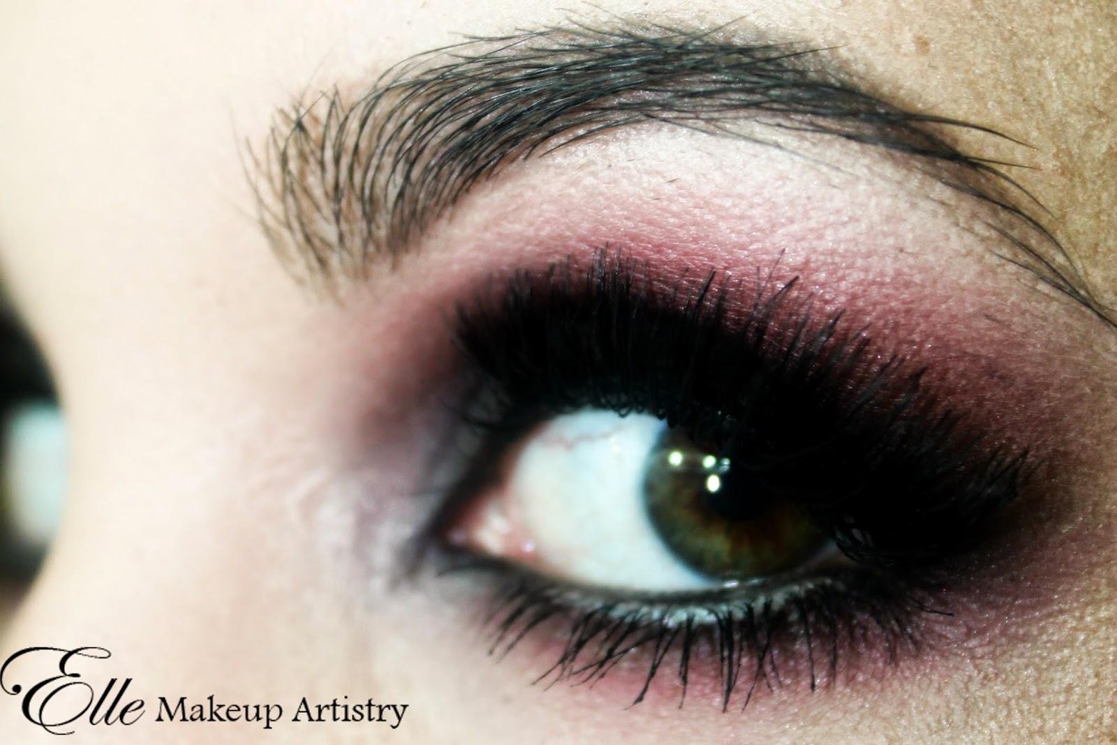 Elle Makeup Artist October 2014