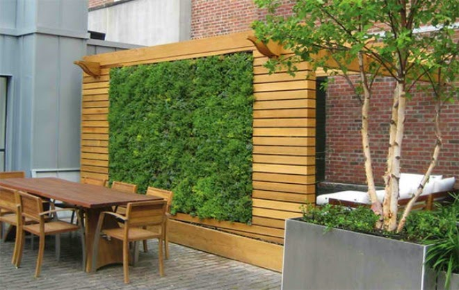 outdoor green walls | Vietnam Outdoor Furniture