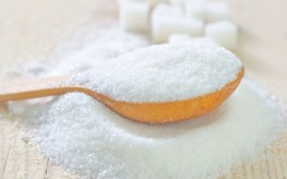 Starving cancer to death by removing one food: Refined sugar  Sugar_spoon-263x164