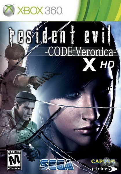 Resident Evil Code Veronica HD