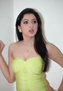 Richa Panai  Stills At Cine Maa Mahila Ads 2013 61.jpg