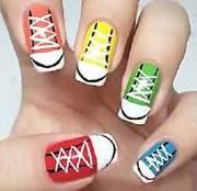 Cute nail designs top 10 cute shoe nails prinsesfo Gallery