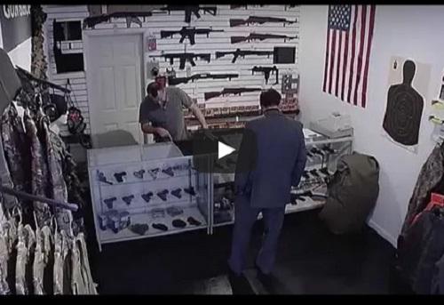 anti gun organization opens a gun shop in NY