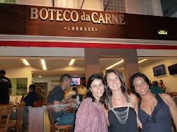 Encontro com os amigos em Belo Horizonte.Ô saudade!