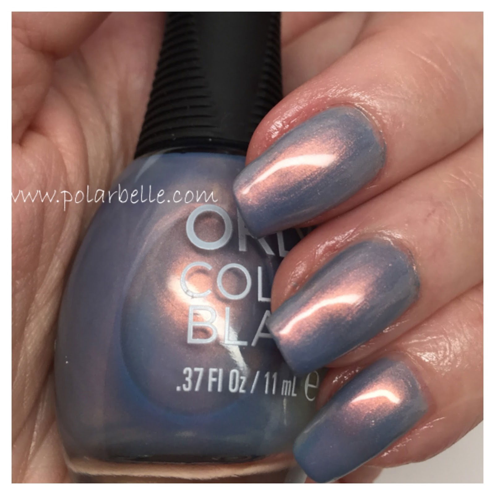 Polarbelle: Orly color blast