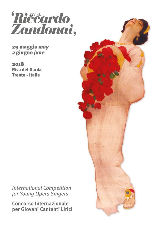 Concorso internazionale per giovani cantanti lirici