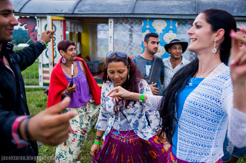 cyganie, romowie, festiwal, krakow