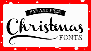 Corin Bakes: { DIY } December To Do List & Christmas Fonts