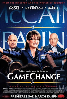 Filme Poster Game Change DVDRip XviD & RMVB Legendado