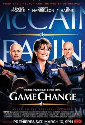 Filme Poster Game Change DVDRip XviD & RMVB Legendado