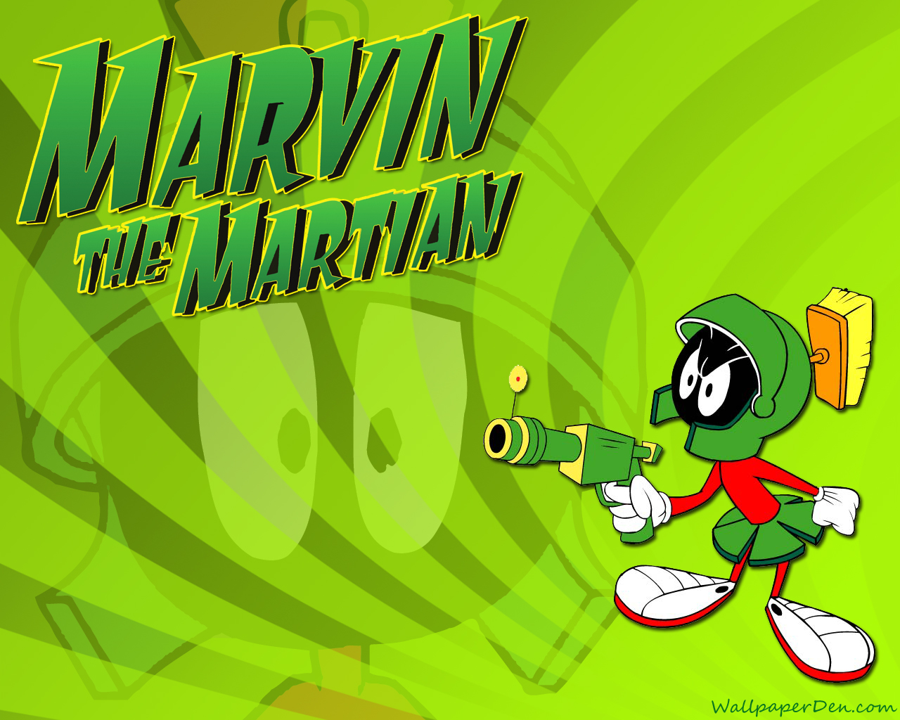 Looney Tunes Marvin Martian