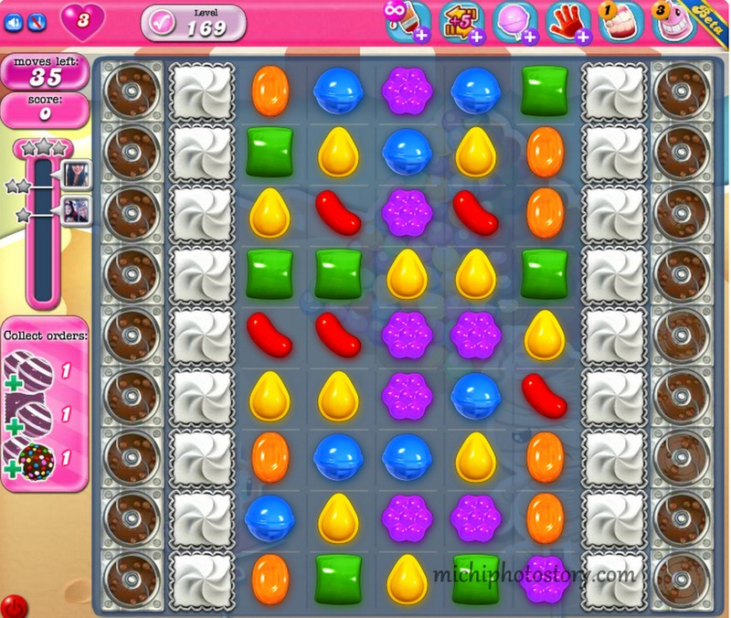 Candy Crush + Ipad 4