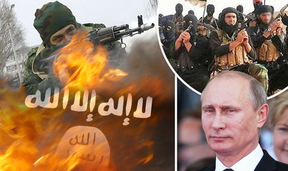 Putin 'Sending 150,000 Soldiers To Syria To WIPE OUT Evil Islamic State'