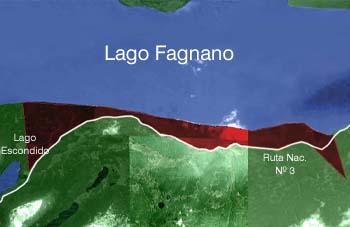 Rechazan pretension de Milin Fernandez de quedarse con 23 mil hectareas del Fagnano