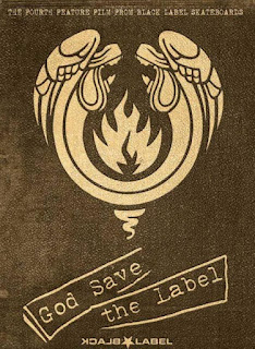SKATERNOISE BLACK LABEL - God Save The Label