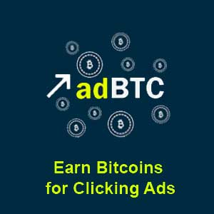 Earn Bitcoins for Clicking Ads