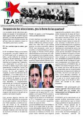 Hoja de empresa de IZAR Granada - Enero nº2