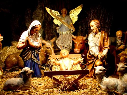 Resultado de imagem para nascimento de jesus