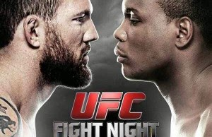 UFC Fight Night 47 Bader vs. Saint Preux Fight Card