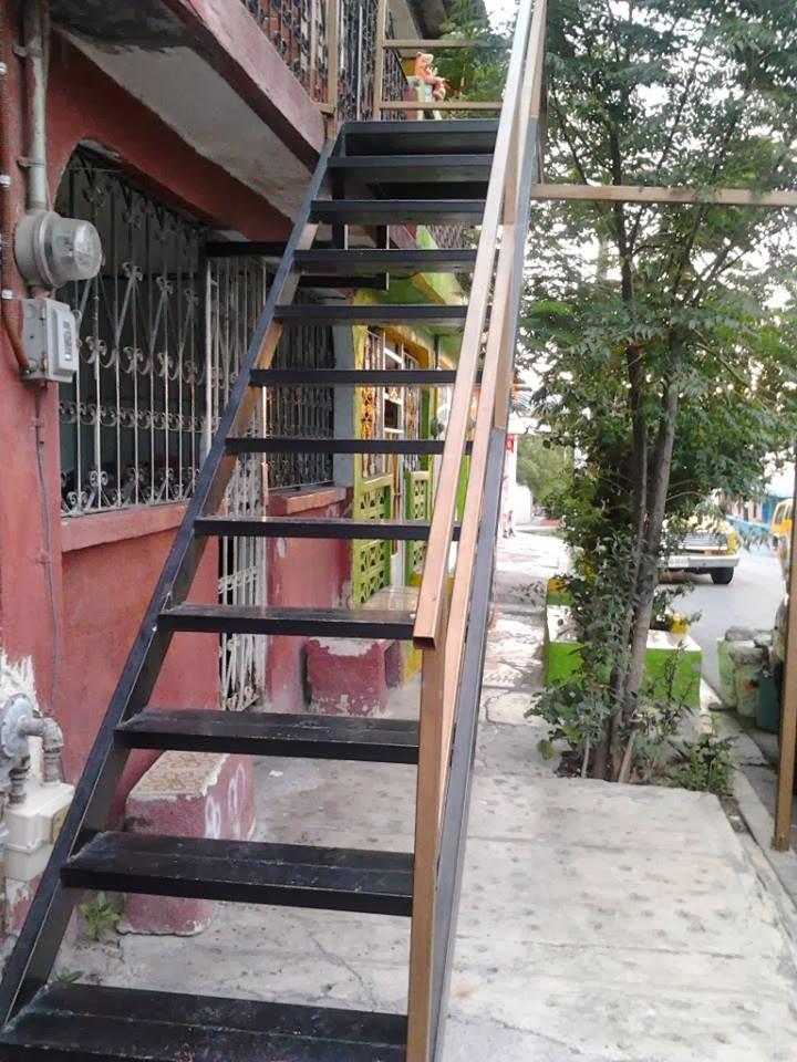 Escalera de forja | Panther Store