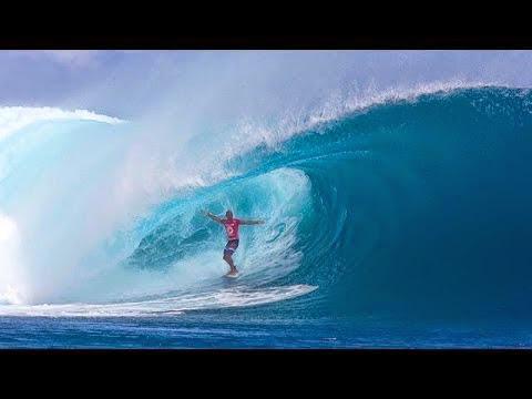 Kelly Slater vs Sebastian Zietz - Heat Redux - Volcom Fiji Pro