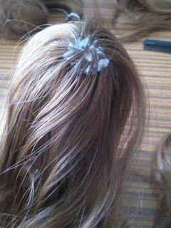 wig dla Little Pullip